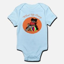 What Up Dawg Infant Bodysuit