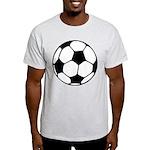 Soccer Football Icon Light T-Shirt