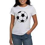 Soccer Football Icon Women's T-Shirt