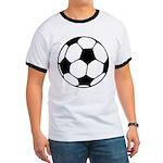 Soccer Football Icon Ringer T