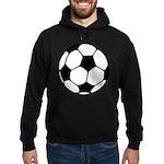 Soccer Football Icon Hoodie (dark)