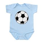 Soccer Football Icon Infant Bodysuit