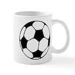 Soccer Football Icon Mug
