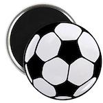 Soccer Football Icon Magnet