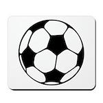Soccer Football Icon Mousepad