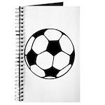 Soccer Football Icon Journal