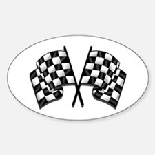 Chequered Flag Decal