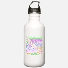 Tenth Avenue North Bright Water Bottle