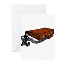 Funny Briefcase Greeting Cards (Pk of 10)