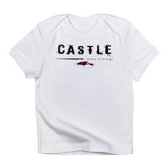 Castle writer of wrongs art p Infant T-Shirt