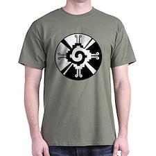 Galactic Butterfly - Hunab Ku T-Shirt