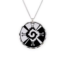 Galactic Butterfly - Hunab Ku Necklace