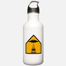 Abduction Zone Water Bottle