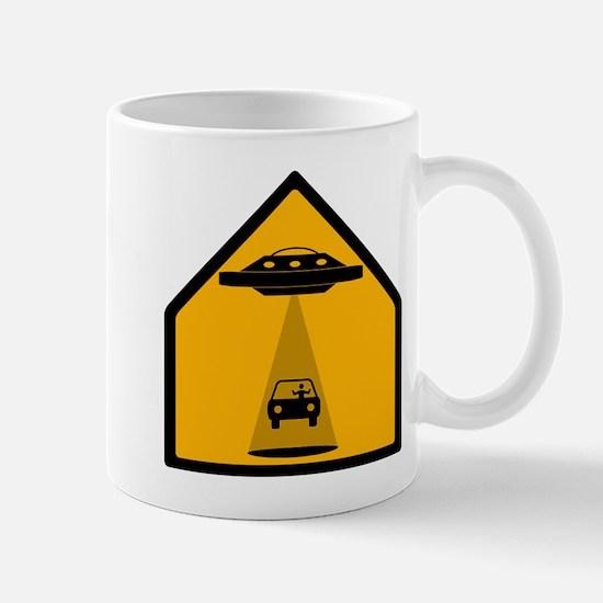 Abduction Zone Mug