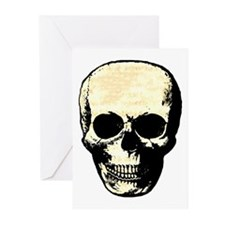 Scary Skull Greeting Cards (Pk of 20)