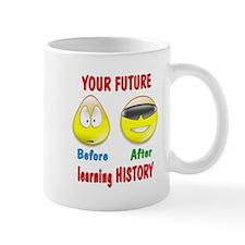 History Future Mug