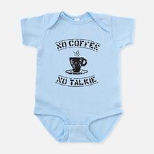 No Talkie Infant Bodysuit