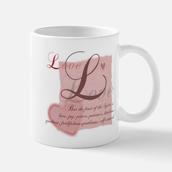 Spirit Fruits: Love Mug