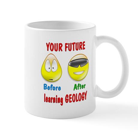 Geology Future Mug