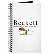 Beckett can handcuff n spank Journal