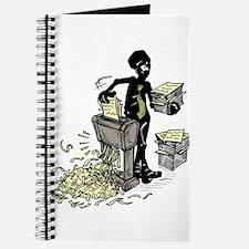 Cute Paperwork Journal