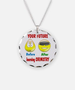 Chemistry Future Necklace
