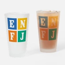 Myers-Briggs ENFJ Drinking Glass