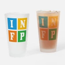Myers-Briggs INFP Drinking Glass