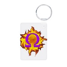 We are Omega! Keychains