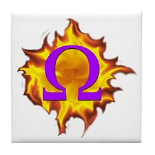 We are Omega! Tile Coaster