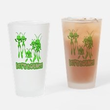 Let's Bounce Grasshoppers Pint Glass