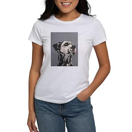 Dalmation Head Women's T-Shirt