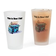 How I Roll (Ice Cream Truck) Pint Glass