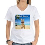 Beach Bunny Women's V-Neck T-Shirt