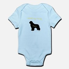 Meet My Nanny Infant Bodysuit