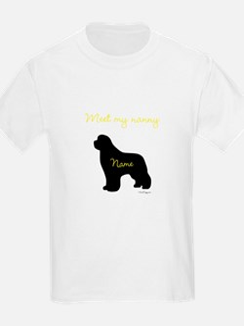 Meet My Nanny T-Shirt