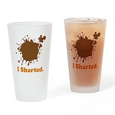 I Sharted Pint Glass