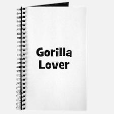 Gorilla Lover Journal