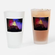 Kilauea Volcano Pint Glass