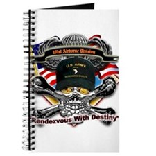 US Army 101st Airborne Divisi Journal
