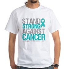 Stand Strong Ovarian Cancer Shirt