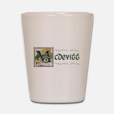 McDevitt Celtic Dragon Shot Glass