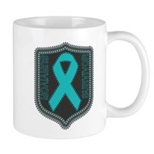 Ovarian Cancer Survivor Mug