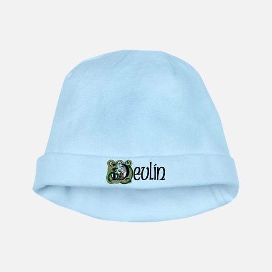 Devlin Celtic Dragon baby hat