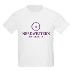 Nerdwestern University T-Shirt