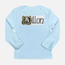 Dillon Celtic Dragon Long Sleeve Infant T-Shirt
