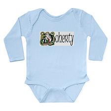 Doherty Celtic Dragon Long Sleeve Infant Bodysuit