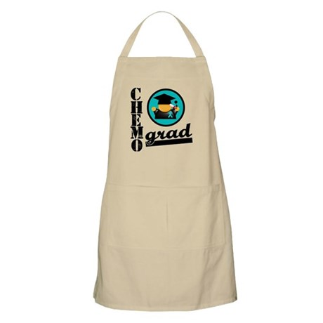 Chemo Grad Ovarian Cancer Apron