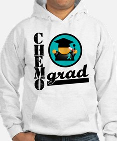 Chemo Grad Ovarian Cancer Hoodie