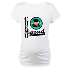 Chemo Grad Ovarian Cancer Shirt
